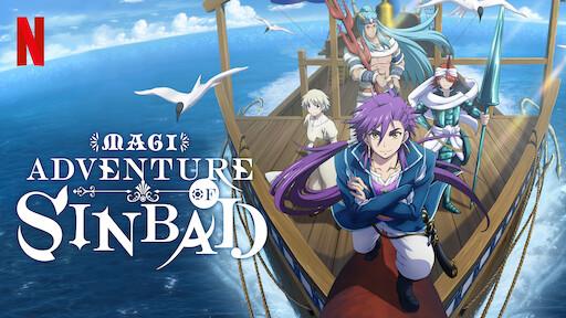 Magi: Adventure of Sinbad