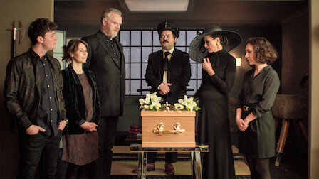 Watch Two Engagements and a Funeral. Episode 6 of Season 5.