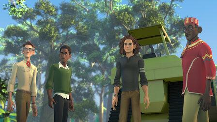 Watch Showdown in the Jungle. Episode 8 of Season 1.